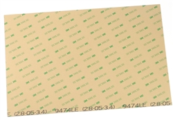 "3M 300LSE double-sided adhesive sheet 8""x12"""