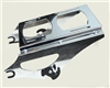 Chrome Detachable Two-up Tour Pak Mounting Luggage Rack For Touring 2009-2013