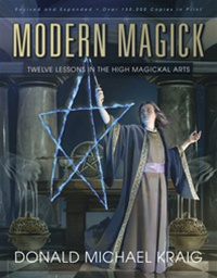 MODERN MAGICK  TWELVE LESSONS IN THE HIGH MAGICKAL ARTS