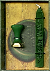 CELTIC SEALING WAX SET