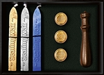 SPIRITUAL SEALING WAX SET