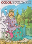 COLOR YOUR TAROT DECK