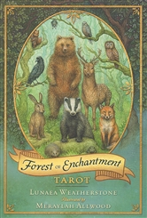 FOREST OF ENCHANTMENT TAROT KIT