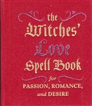 WITCHES LOVE SPELL BOOK