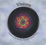 VISIONS CD MEDITATIONS FOR THE BLACK SCRYING MIRROR