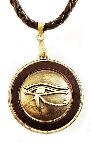 Eye Of Horus Medallion Pendant