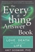 EVERYTHING ANSWER BOOK