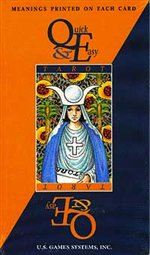 QUICK AND EASY TAROT DECK Q&E UNIVERSAL WAITE