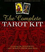 COMPLETE TAROT KIT BOOK & 2 DECKS