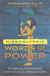 HIEROGLYPHIC WORDS OF POWER