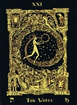 BOOK OF AZATHOTH TAROT DECK