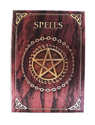 RED SPELL BOOK