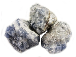 BLUE CALCITE SPECIMENS