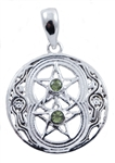 CHALICE WELL PENTAGRAM