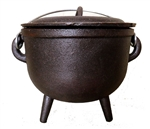 LARGE PLAIN CAULDRON