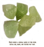 CALCITE, GREEN 1 STONE