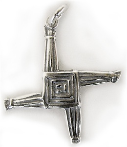 BRIGIDS CROSS PENDANT