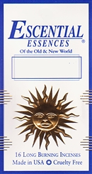 Escential Essences Ebony Opium Sticks