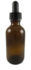2 Ounce Glass Bottle With Dropper