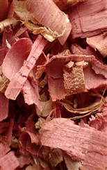 CEDAR SHAVINGS RAW HERB 1 oz.