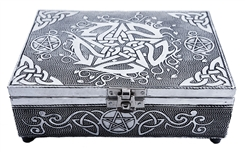 METAL PENTAGRAM BOX