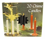 MINICANDLES BOX OF 20