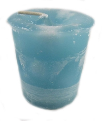 TRANQUILITY MOON MAGICK VOTIVE CANDLE