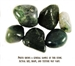 MOSS AGATE 1 STONE
