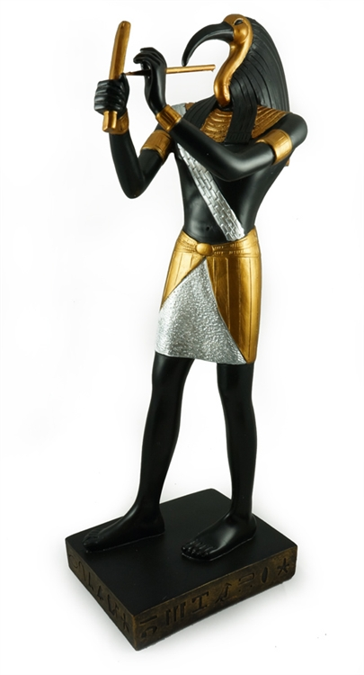 Thoth Statue Egyptian  eBay