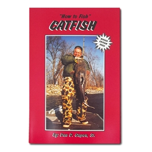 "Gapen ""How-To Fish"" Catfish Book"