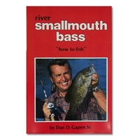 "Gapen ""How-To Fish"" River Smallmouth Book"