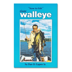 """How-To Fish"" River Walleye Book"