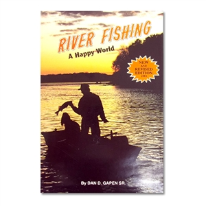 "Gapen River Fishing ""A Happy World"" Book"