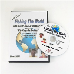 Gapen DVD Fishing The World -Trophies