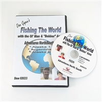 Gapen DVD Fishing The World - Adventures North and South