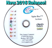 SpinBee Jigs Action Video