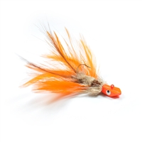 Crawfish Jig With Snag Resistant wedge-head jig