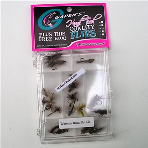 Fly Kit - Trout Western