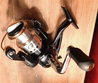 Wild River 2 Spinning Reel, 10 Ball Bearing Spinning Reel