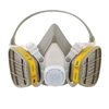 3M 5203 Organic Vapor/Acid Gas Respirator Assembly - Medium