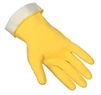 MCR 5280P Unsupported Latex Flock Lined Glove