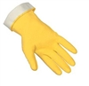 MCR 5290P Unsupported Latex Flock Lined Glove