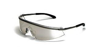 crews t3119af triwear metal anti fog safety glasses indooroutdoor lens metal frame