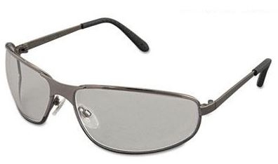 HONEYWELL UVEX S2453 Tomcat® Safety Glasses With Mirror Scratch-Resistant Lens