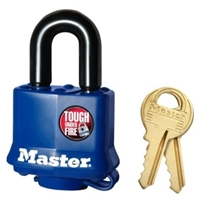 Master Lock 312KA No 312 Padlock Wide Keyed Alike