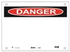 Guardian Extreme S10001 Danger Sign