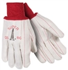 Southern Glove UPC195 Super Oil Rig Double Palm Glove - Red Knit Wrist
