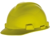 MSA 463944 Yellow V-Gard Non-Slotted Cap