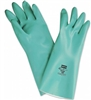 North Safety LA132G Nitriguard Plus Unsupported Nitrile Gloves