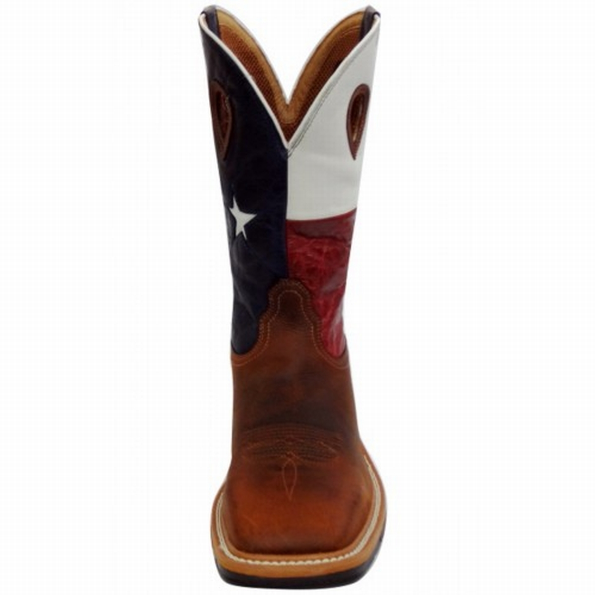 Twisted X MLCS007 Men's Lite Cowboy Steel Toe Work Boot With Texas ...